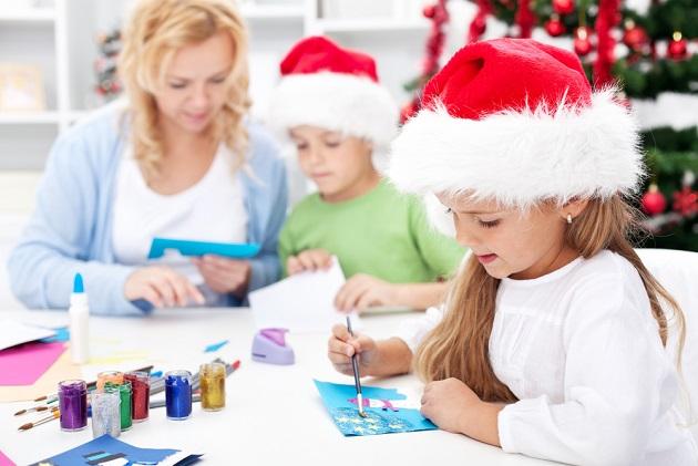 Новогодние подарки сделанные детьми - Новогодние поделки своими руками. Новогодняя звезда